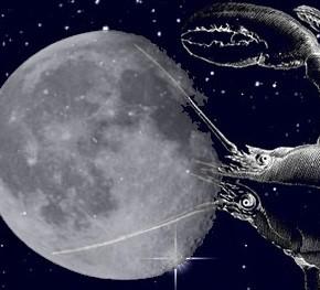 Diario di una viaggiatrice - La Luna in Cancro