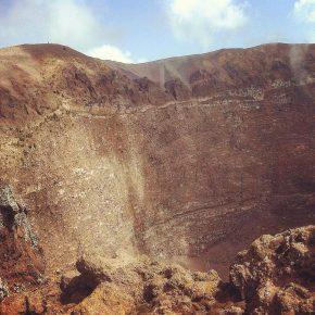 Il Vesuvio- incubatrice della Terra