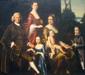 'The_Gordon_Family',_oil_on_canvas_painting_by_Henry_Benbridge,_c._1762