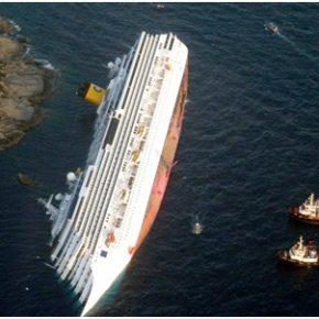 Das Unglueck der Costa Concordia