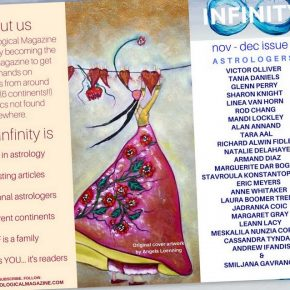 Neue Rubrik im Infinity Astrological Magazine!