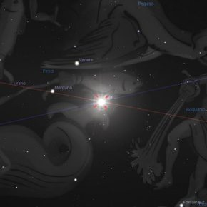 The Equinox- the astrological New Year.   Sun enters tropical Aries.