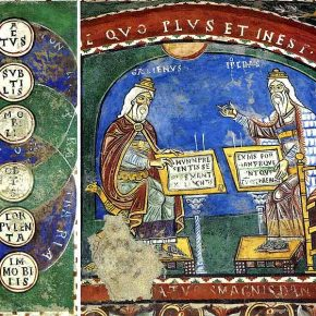 Galen's theory of the four humors and its influence to classical astrology